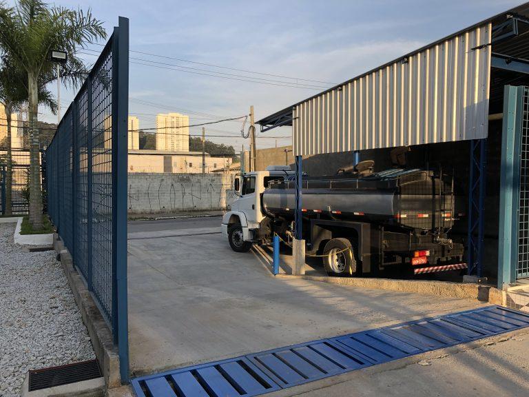 008 transporte de água potável - caminhão pipa