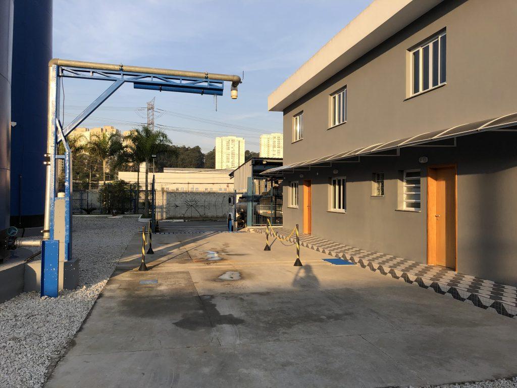 009 transporte de água potável - caminhão pipa