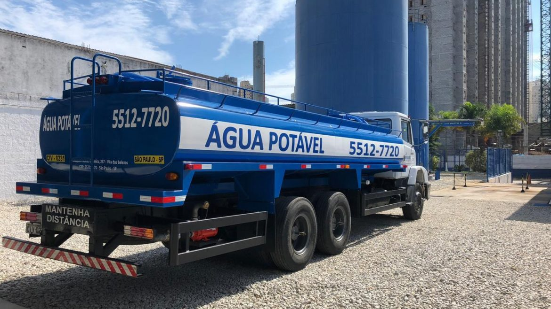 Caminhão Pipa na Zona Sul de São Paulo: Como Funciona?